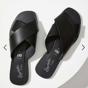 Seychelles Total Relaxation Sandals Black